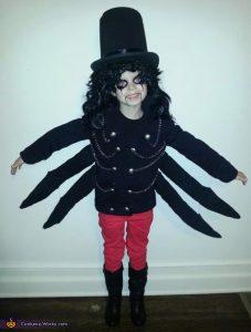 Alice Cooper costume