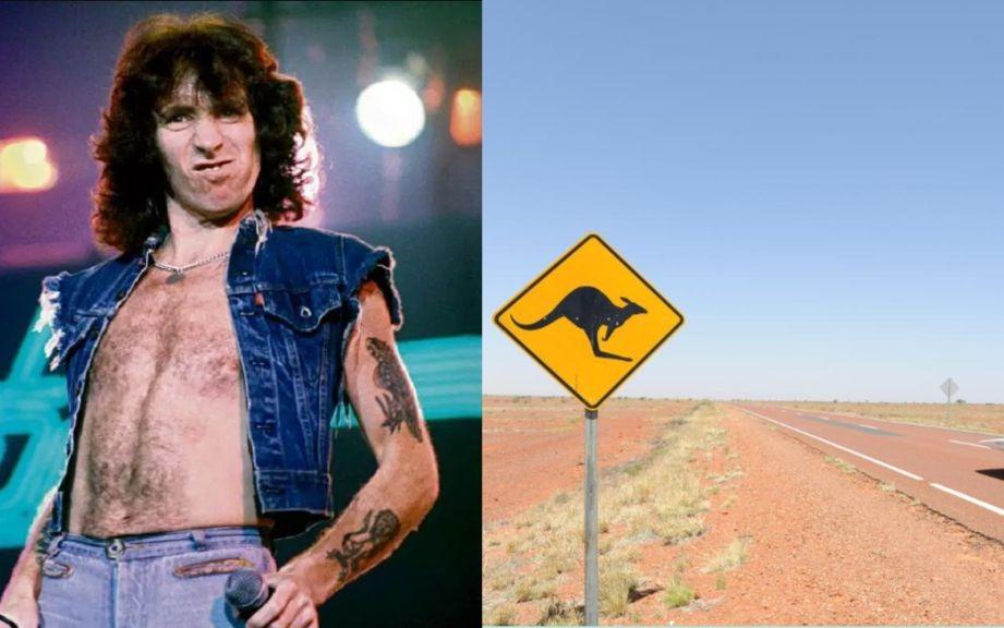 Bon Scott Highway To Hell