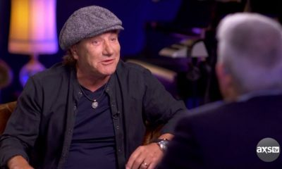 Brian Johnson fired from ACDC