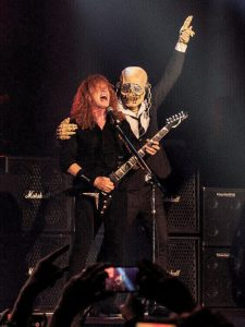 Dave Mustaien Rattlehead