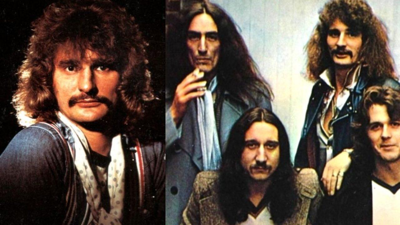 The Sad Story Of Uriah Heep S David Byron Death