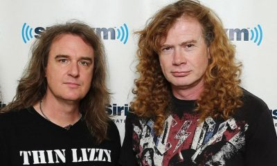 David Ellefson Dave Mustaine