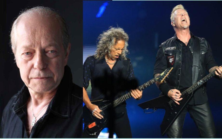 Eric Bell Metallica