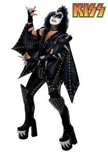 Gene Simmons costume