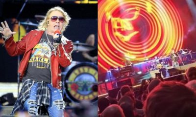 Guns N Roses banned fan