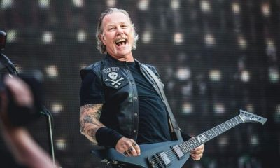James Hetfield 2020