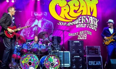 Music of Cream son