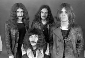 Ozzy Black Sabbath era