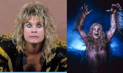 Ozzy Osbourne halloween contest
