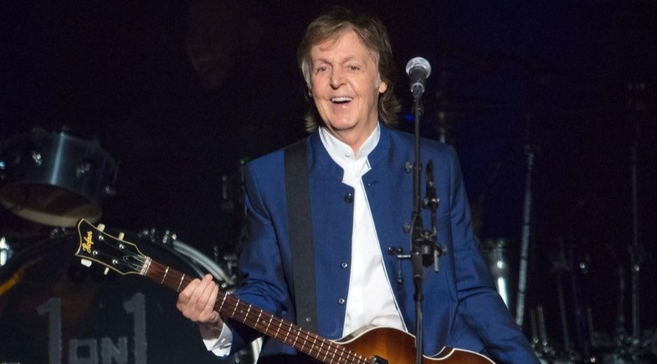 Paul McCartney 2019