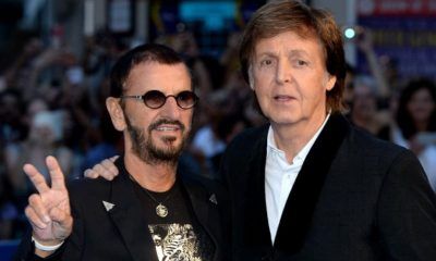 Ringo Starr Paul McCartney
