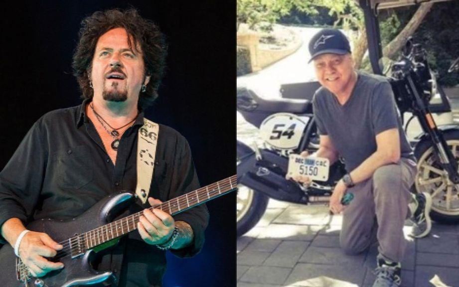 Steve Lukather Eddie Van Halen
