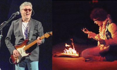 Steve Miller Band Jimi Hendrix