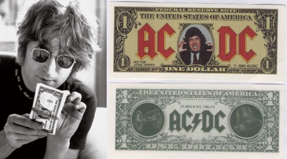 3 rock songs to hear when you are feeling rich