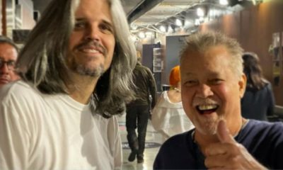 Eddie Van Halen Adam Jones