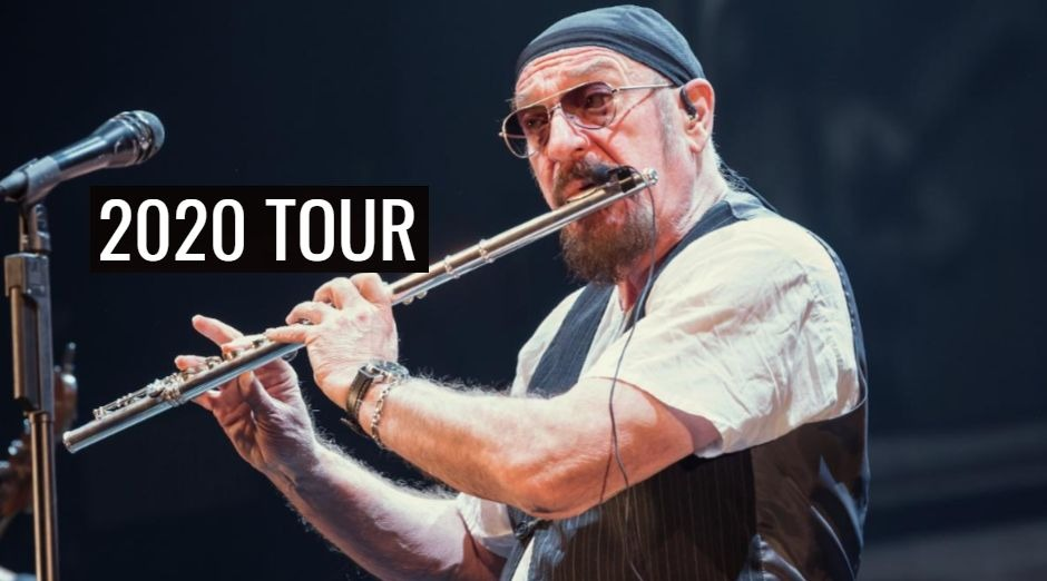 Jethro Tull 2020 tour dates