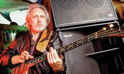 John Entwistle isolated bass