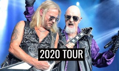 Judas Priest 2020 tour