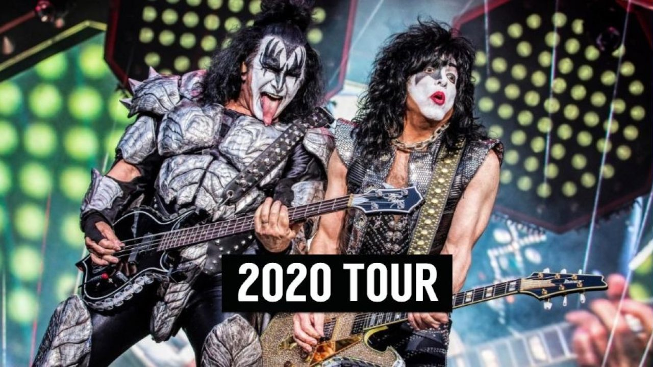 Kiss Tour 2020.Kiss Tour Dates For 2020