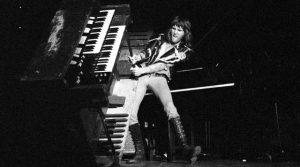 Keith Emerson piano