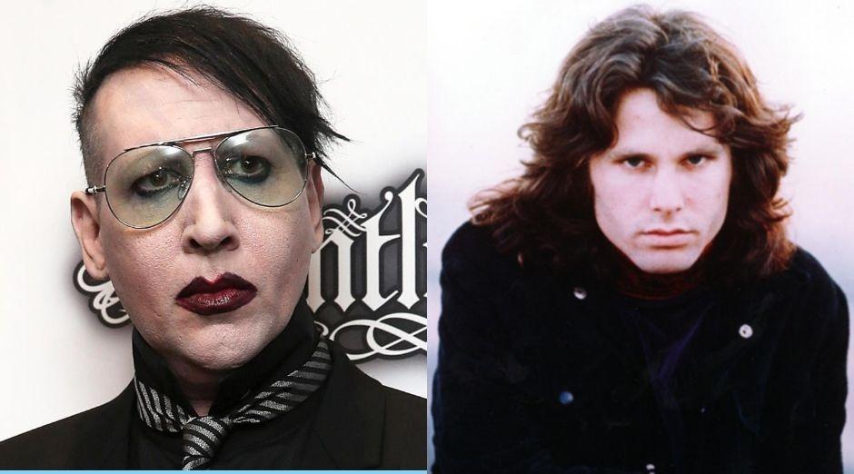 Marilyn Manson Jim Morrison