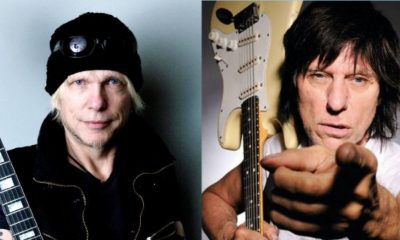 Michael Schenker Jeff Beck