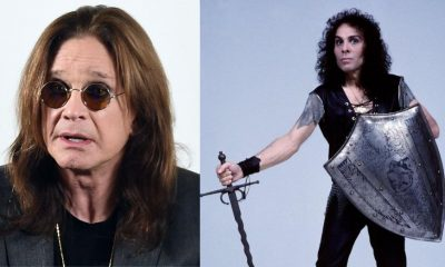 Ozzy Osbourne Ronnie James Dio