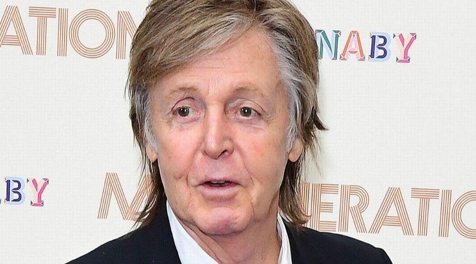 Paul McCartney new songs