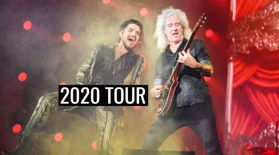 Queen 2020 tour