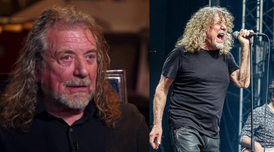 Robert Plant Starway To Heaven