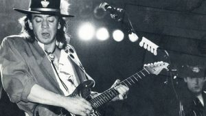 Stevie Ray Vaughan guitar