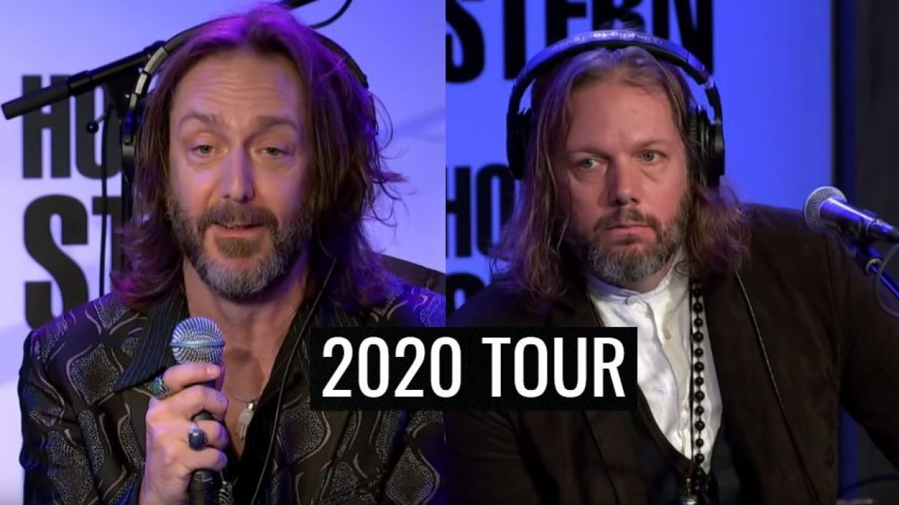 Van Halen Tour 2020.The Black Crowes 2020 Tour Dates