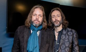 The Black Crowes brothers 2019