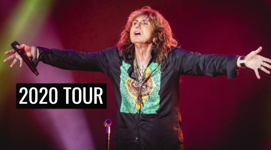 Whitesnake 2020 tour dates