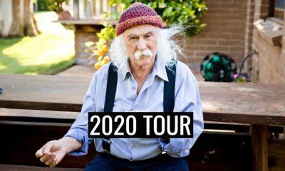 David Crosby 2020 tour dates
