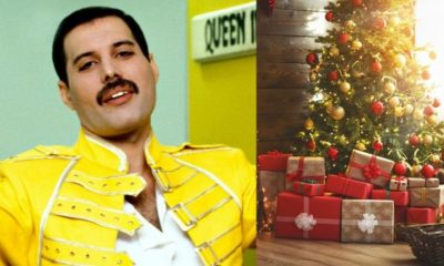 Freddie Mercury christmas gifts