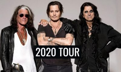 Hollywood Vampires 2020 tour dates