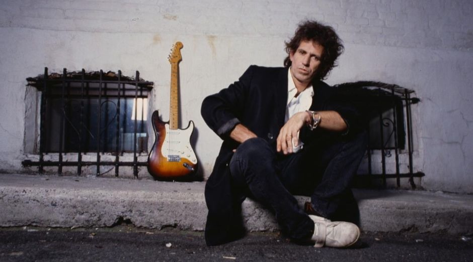 Keith Richards Sympathy For The Devil isolated guitar