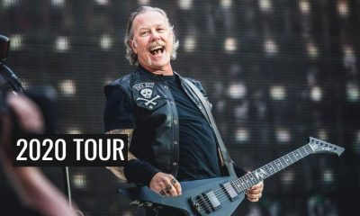 Metallica 2020 tour