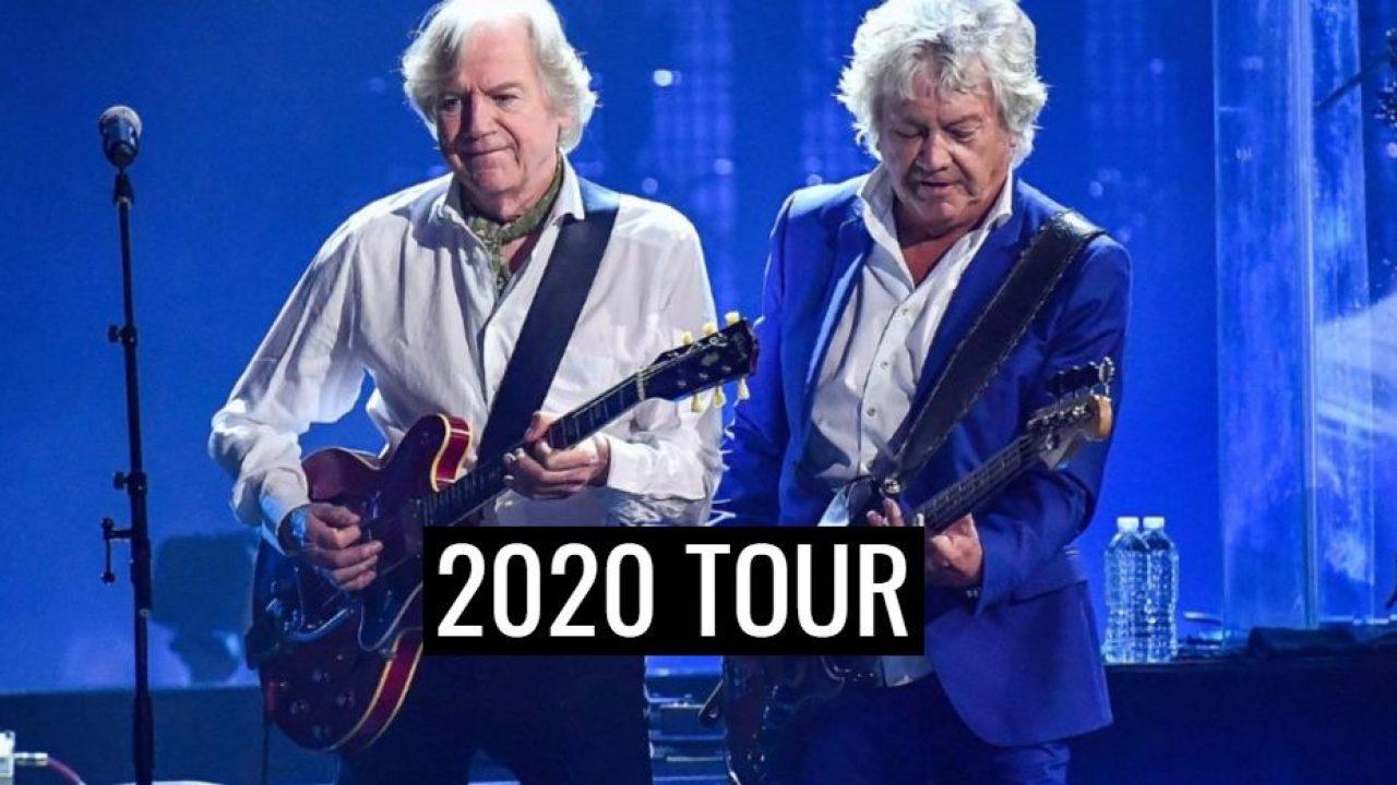 The Moody Blues John Lodge 2020 Tour Dates