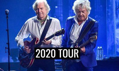 Moody Blues 2020 tour dates