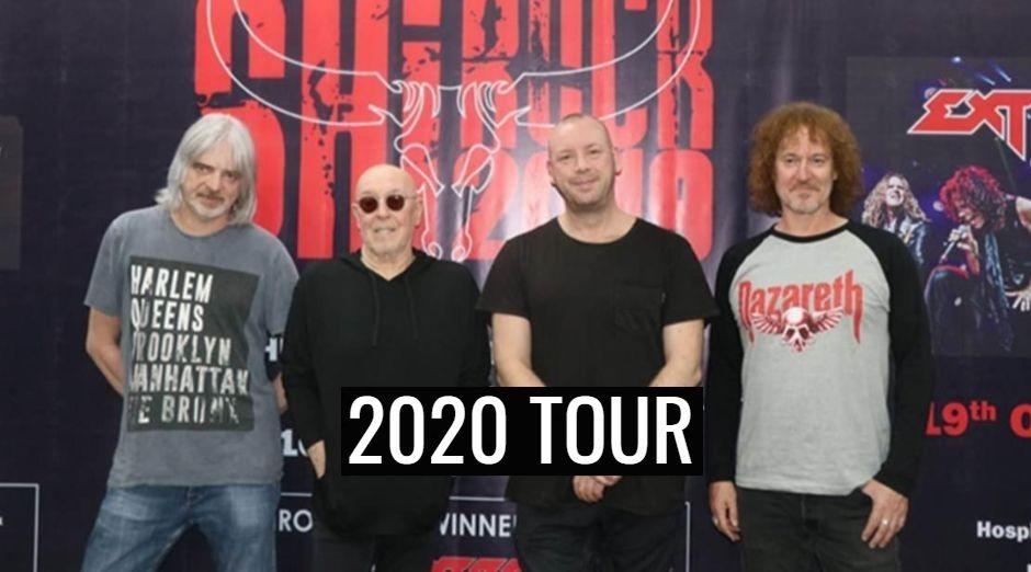 Nazareth 2020 tour