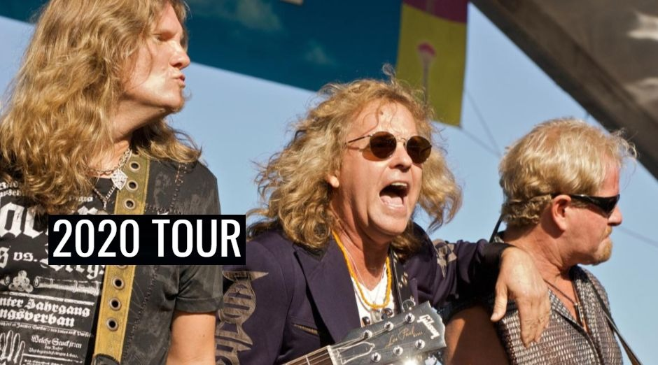 Night Ranger 2020 tour dates