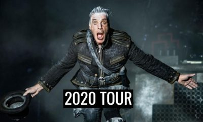 Rammstein 2020 tour dates