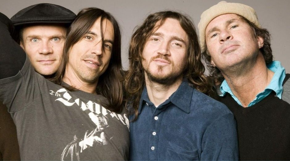 Red Hot Chilli Peppers 2020