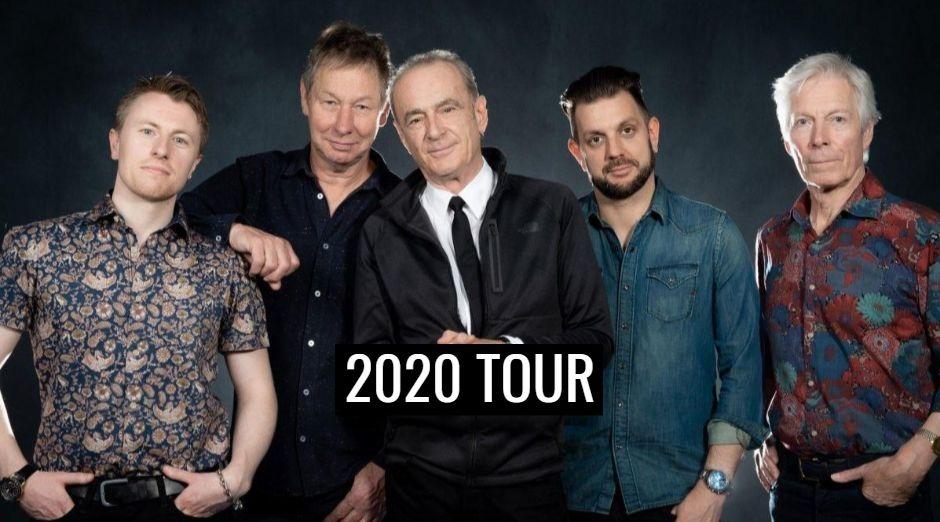 Status Quo 2020 tour dates