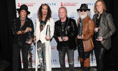 Aerosmith Music Cares 2020