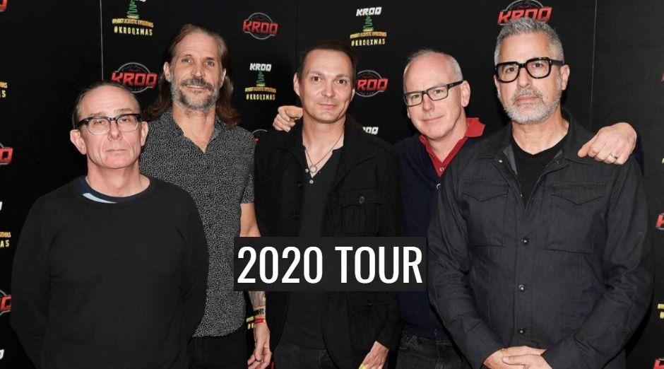 Bad Religion 2020 tour