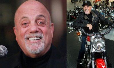 Billy Joel Motorcycles