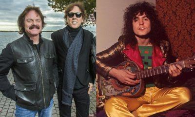 Doobie Brothers Marc Bolan T REX